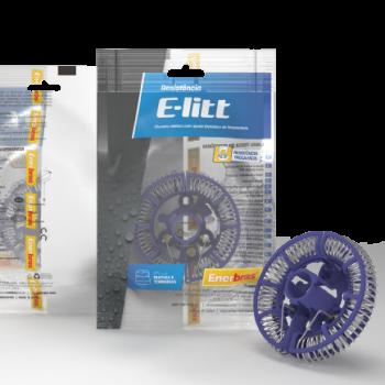 Resistência Chuveiro E-Litt - 220V/6800W