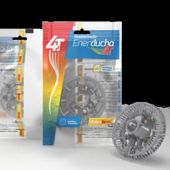 Resistência Enerducha 4T - 5500W 127V